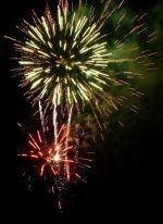 Skegness Bottons Fireworks 2008