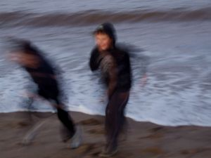 Kids on the Run Photo
