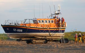 Skegness RNLI Life Boat Photo
