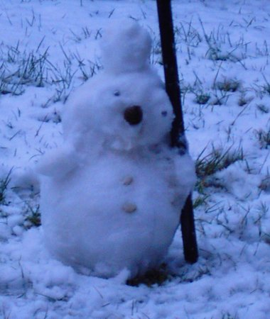 little snowman image