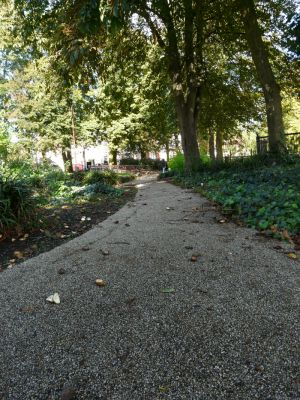 Path in Skegness Tower Gardens Picture